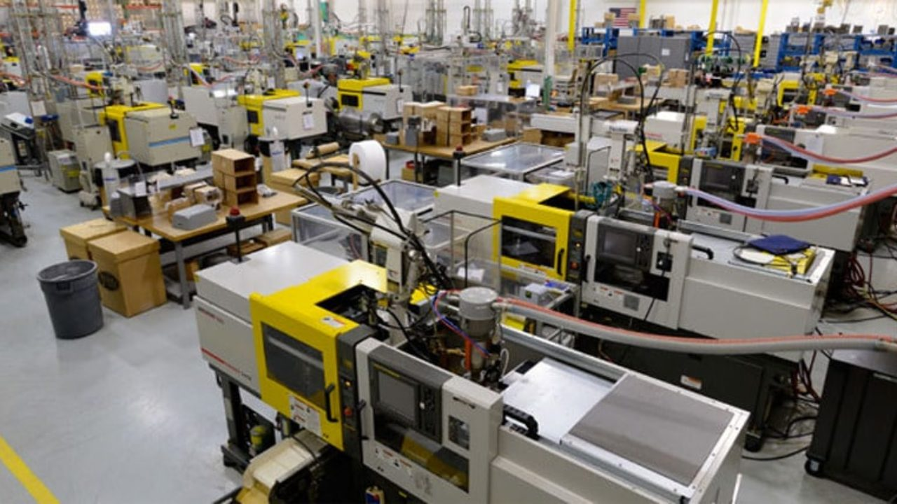 Operation Cycle of Injection Molding –