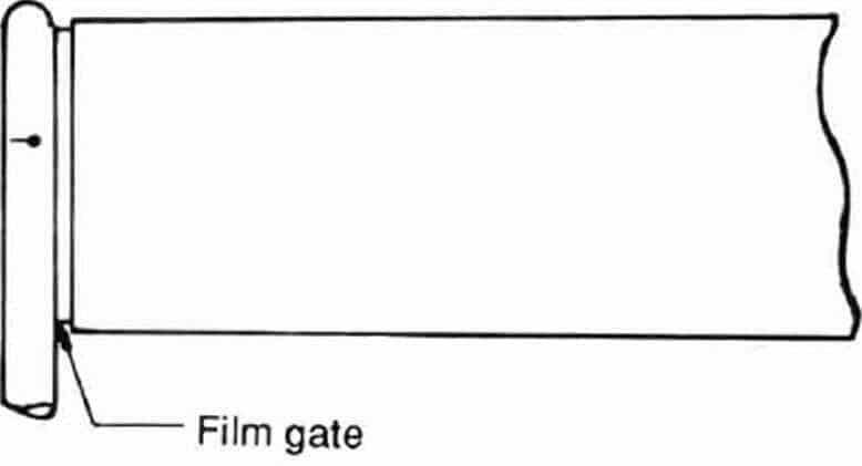film gate