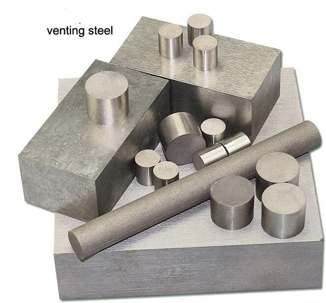 venting steel