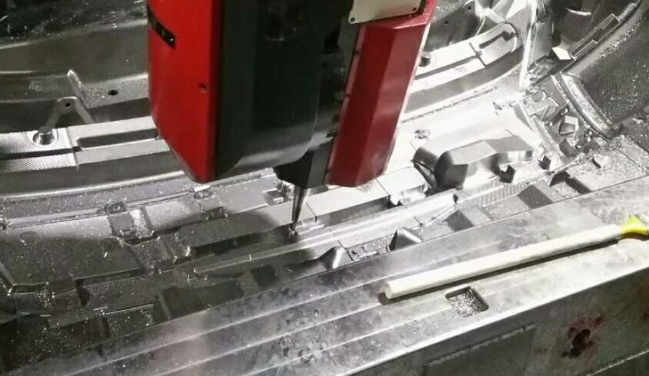 Injection molding terms